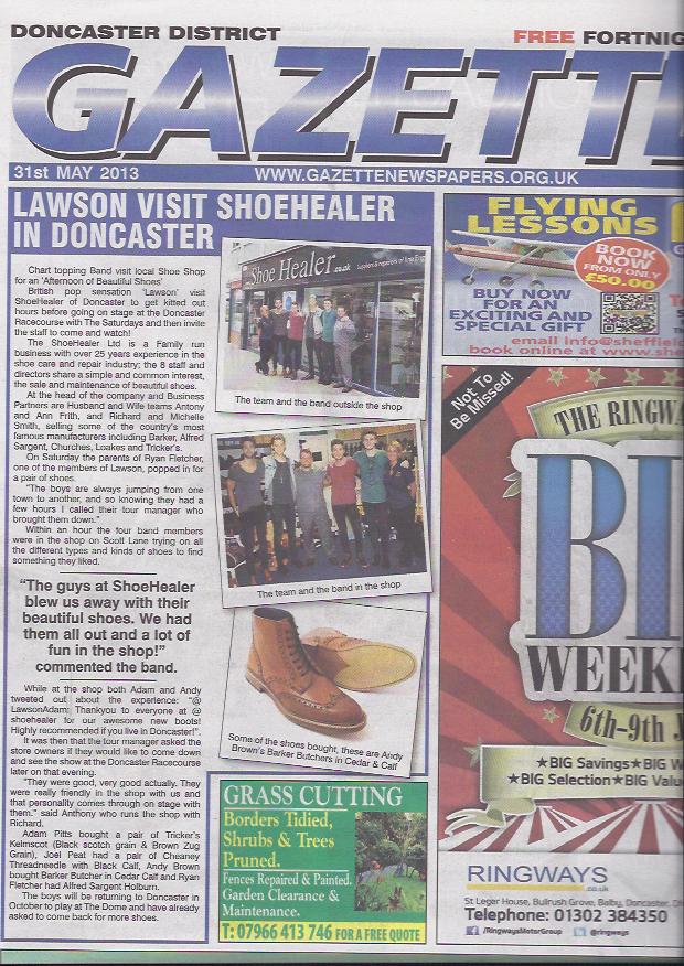 Lawson Press Release