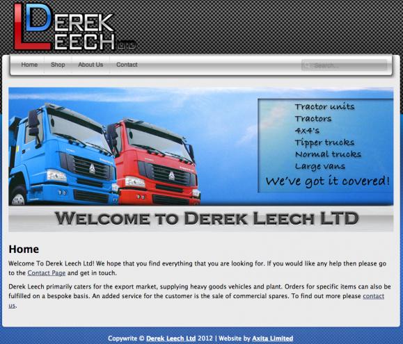 Derek Leech