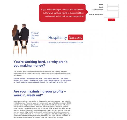 Hospitality Success