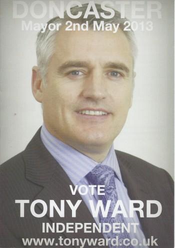 Tony ward Front