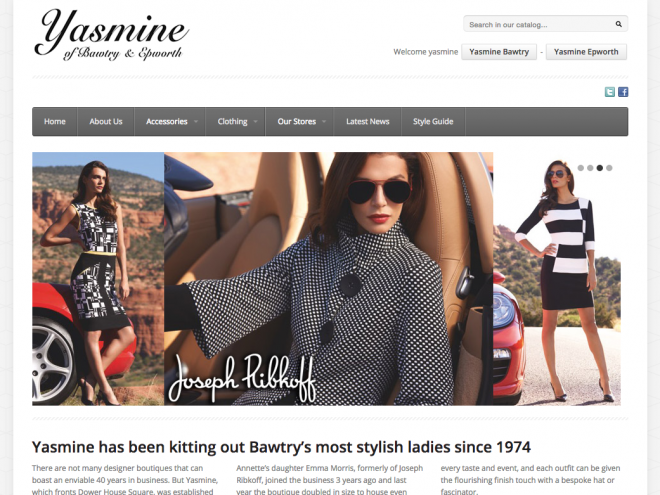 Yasmine of Bawtry